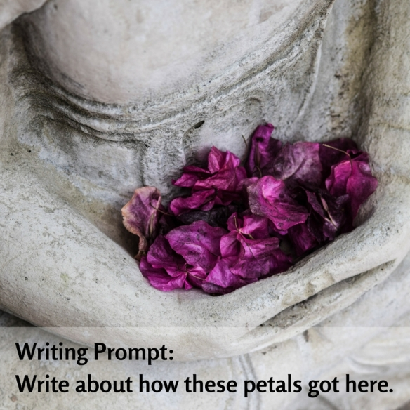 Writing Prompts: Petals