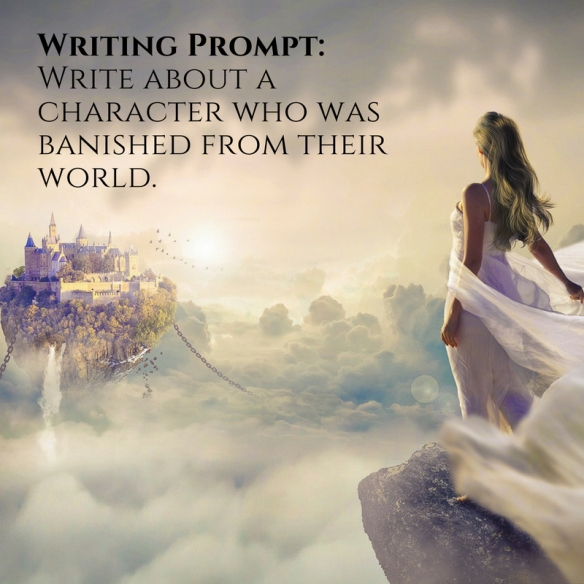 writing prompt: banished