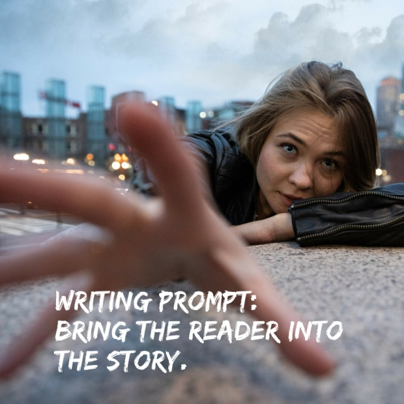 Writing Prompt: The Reader