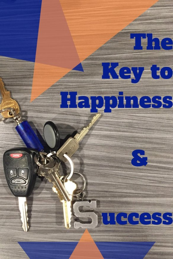 The Key to Happiness and