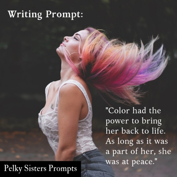 Writing Prompts: Color