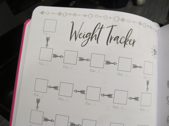 Tracking Weight Loss Progress