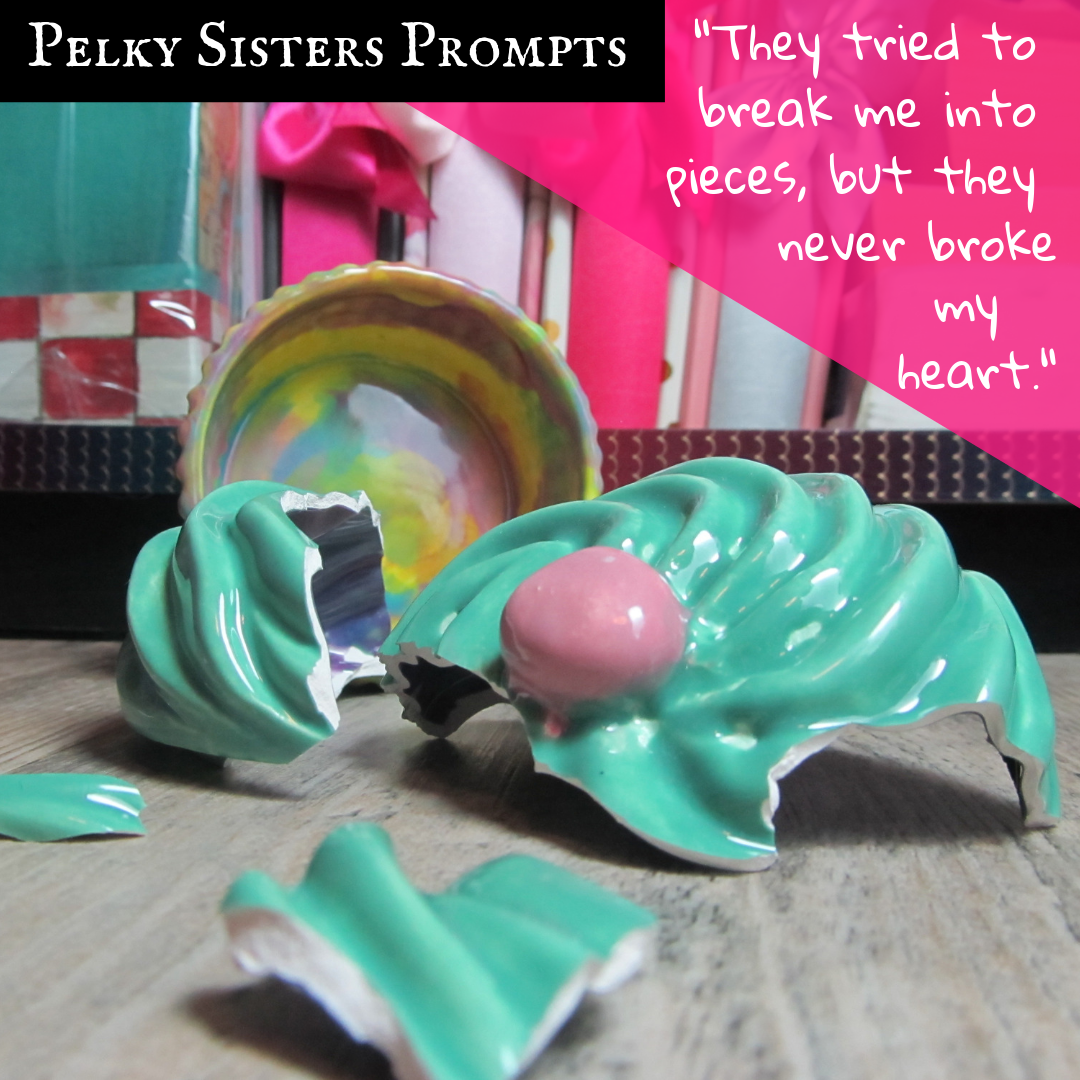 Pelky Sisters Writing Prompts